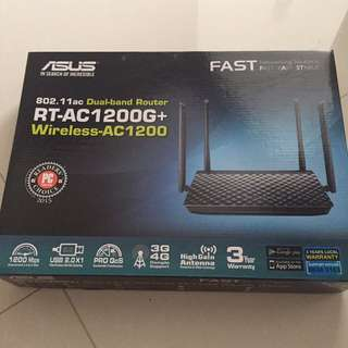 Asus Rt-ac-1200g+ Wireless Router