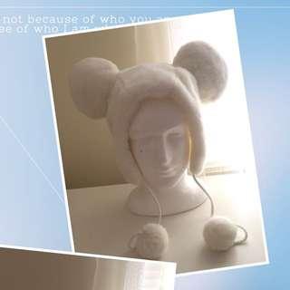 Kawaii/Cute Bear Hat