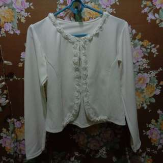 REPRICE Outer Pearl White