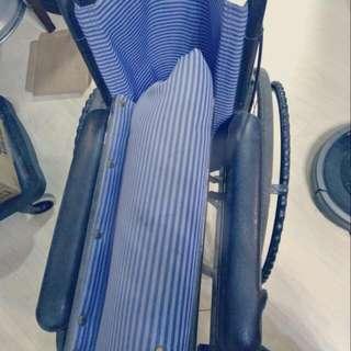 2手輪椅,功能正常