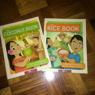 The Coconut And Rice Book
