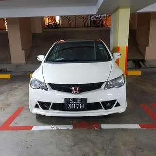 Honda Civic 2.0A