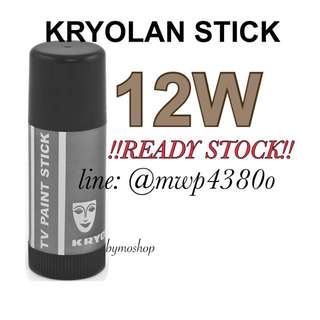 Kryolan Stick 12w Foundation