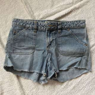 Old Navy Denim Shorts 26-28