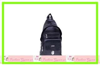 GARBG 5818 Tas Selempang   Black SLING BAG WANITA  TANGAN T murah
