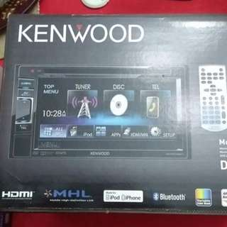 AUTHENTIC Kenwood Car Stereo