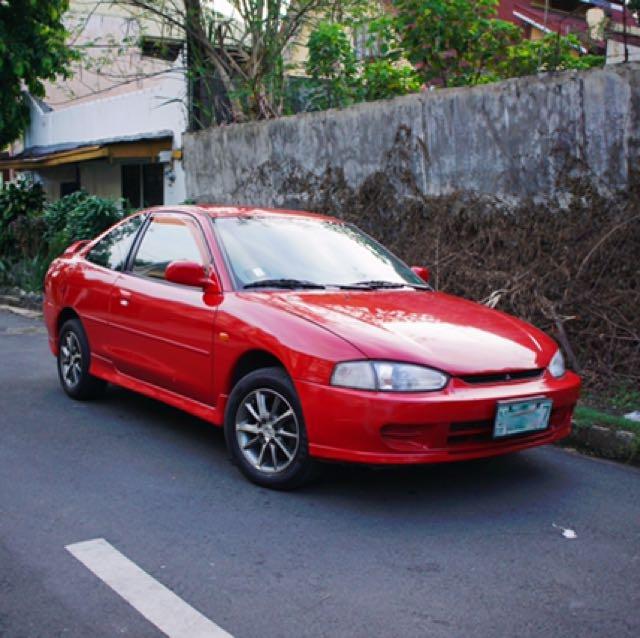 Mitsubishi Coupe