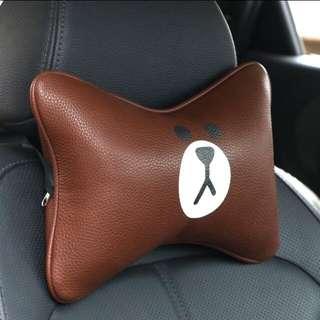 (買2個有8折) 汽車用枕頭護頸枕