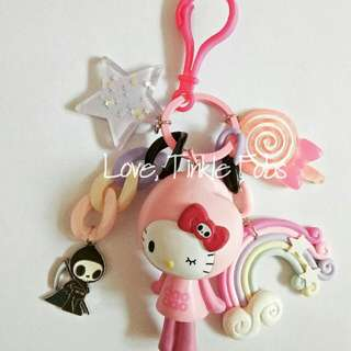 Tokidoki Ciao Ciao Hello Kitty Adios Bag Charm Fob