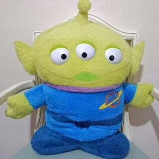 LGM (Little Green Men/Squeeze Toy Aliens) From Toy Story