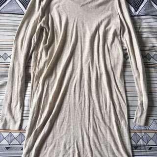 Mango Basics - Long Sleeve Dress