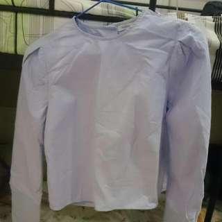Bershka Long Sleeves Top