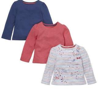 Mothercare Girls Shirt