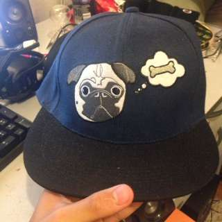 hats (big hero 6, pug)