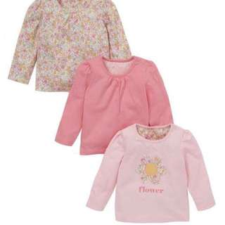 Mothercare Girl Shirt