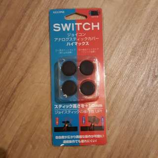 Nintendo Switch Joycon Analog Stick Covers