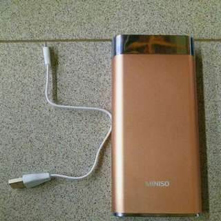 Miniso PowerBank  20000AMH