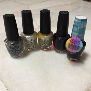 Authentic OPI Nail Polish