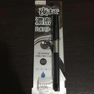 Kose Fasio 眼線膠筆 Eyeliner