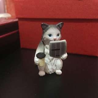 🚚 🐱貓咪扭蛋➰辦公室系列