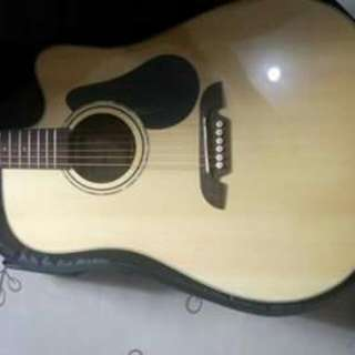 Acoustic-Electric Alvarez RD26CE Guitar
