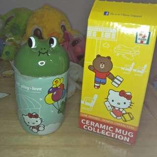 Line X Sanrio 7-11 Mug