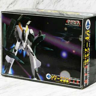 Super Dimension Fortress Macross II: Lovers Again - Kahen VF-2SS Valkyrie II with SAP Faerie Squadron Custom Limited Distribution Edition