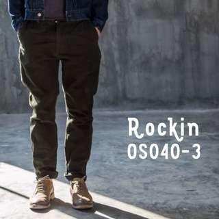 (BN) Rugged Vintage Chino Pants