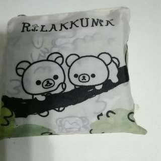 免運7—11拉拉熊環保袋