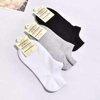 BUY 2 FREE 1! Unisex Low Ankle Socks