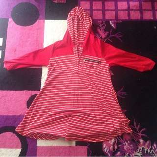 Baju Butterfly Stripe