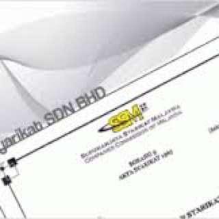 Register Sdn Bhd & Promotion...
