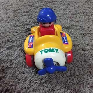 Tomy Aeroplane Toys