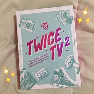 WTS: TWICE TV2 DVD