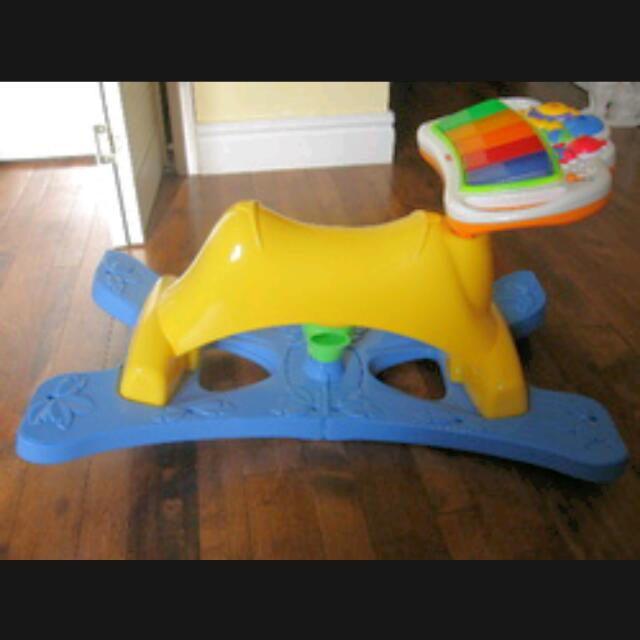 3 In 1 Baby Gym Fisher price