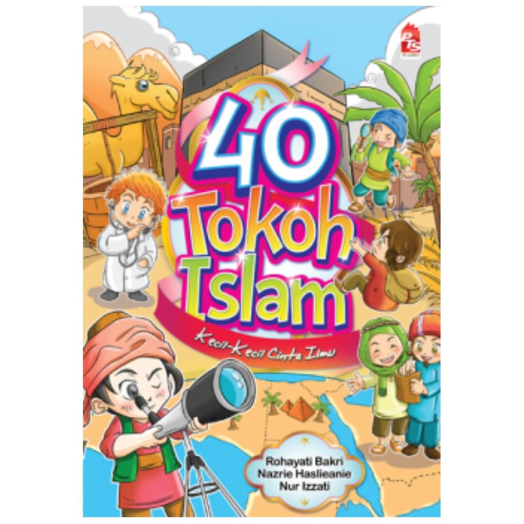 40 Tokoh Islam Books & Stationery Books On Carousell