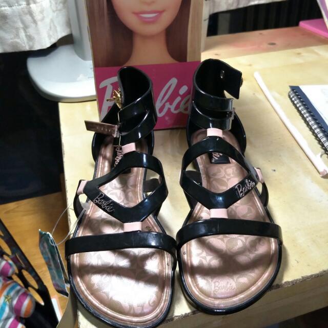 芭比香香鞋