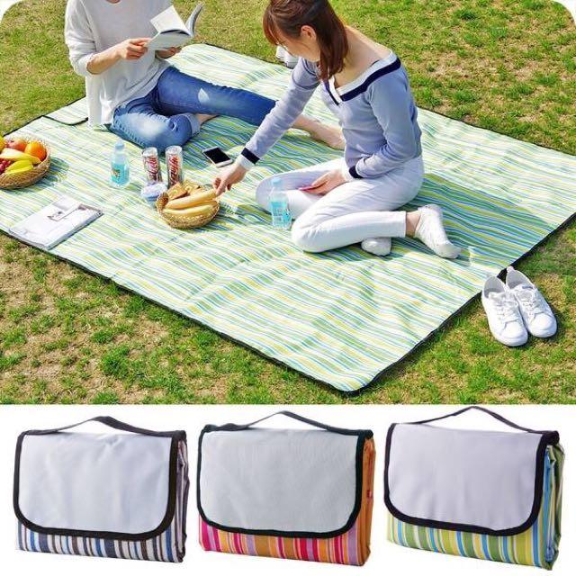 戶外旅遊野餐墊