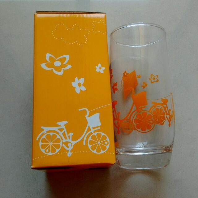 園之味 玻璃杯