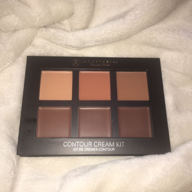 "(NEW) ABH Contour Cream Kit - ""Deep"""
