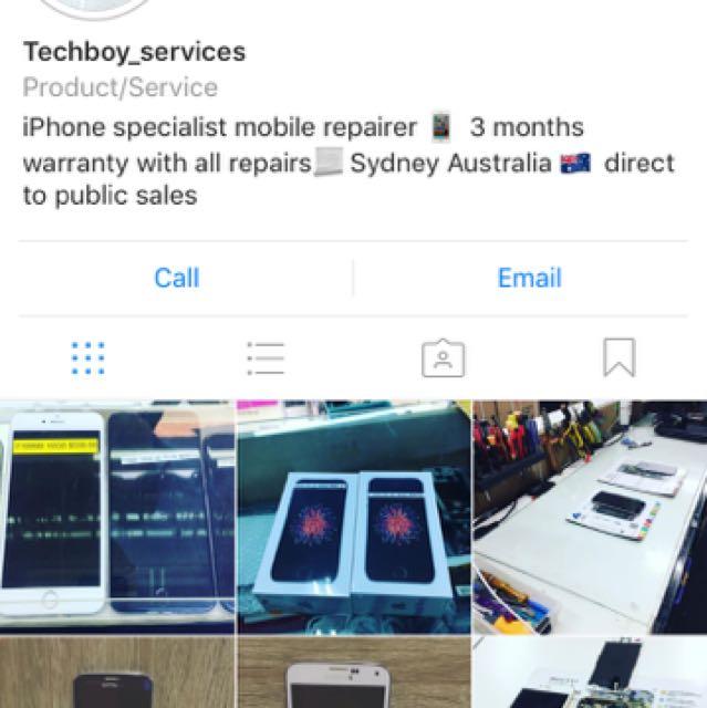 All iPhone Repair