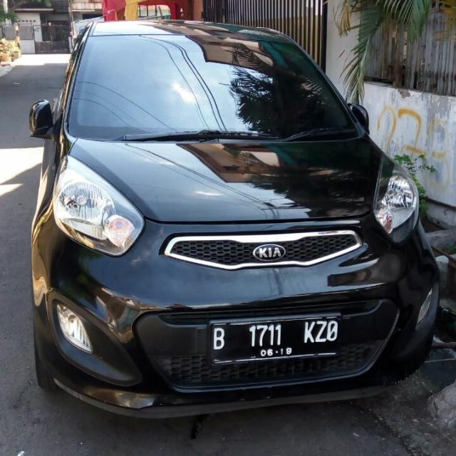 All New Picanto Tahun 2014