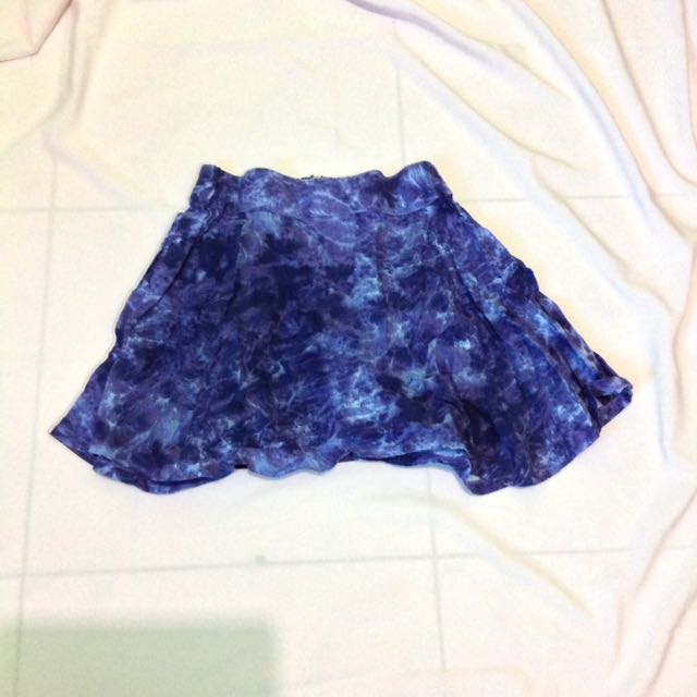 Ariana Grande One Circle Short Skirt (abstract)