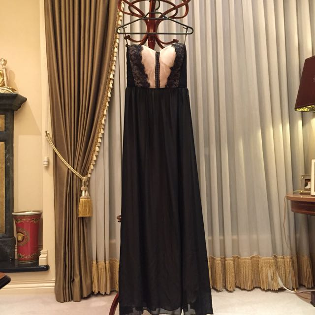 ASOS Ball Gown By Elise Ryan Sz 6 - 8