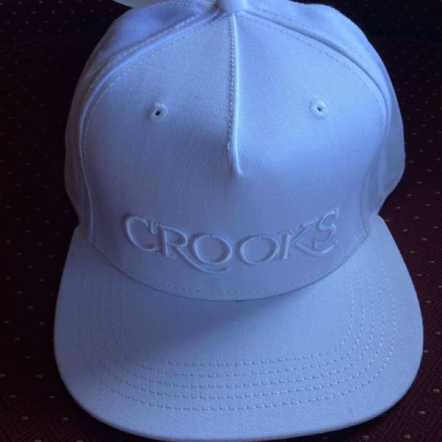 Authentic Crooks cap