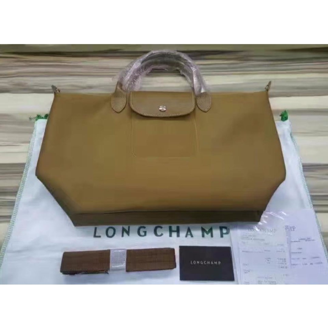 Authentic Longchamp (medium mize)
