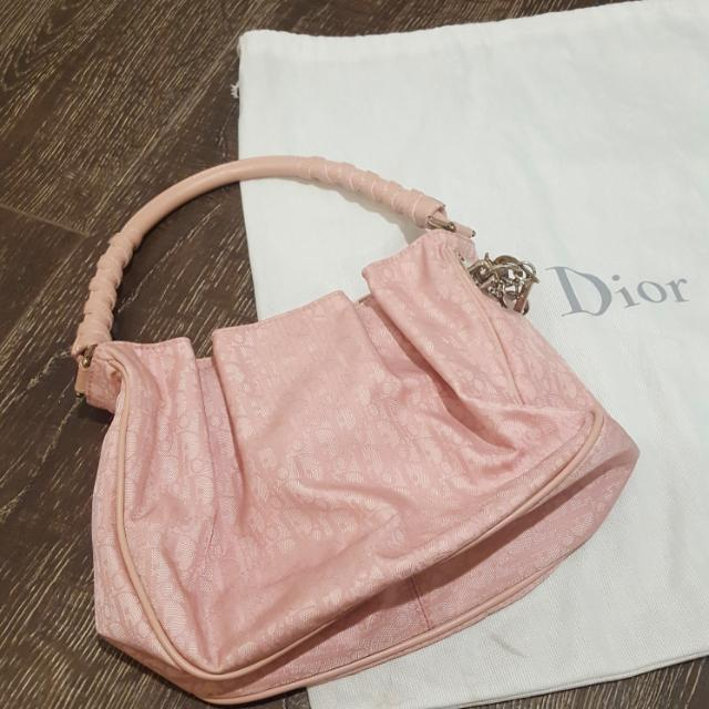 Authentic Vintage Dior Handbag