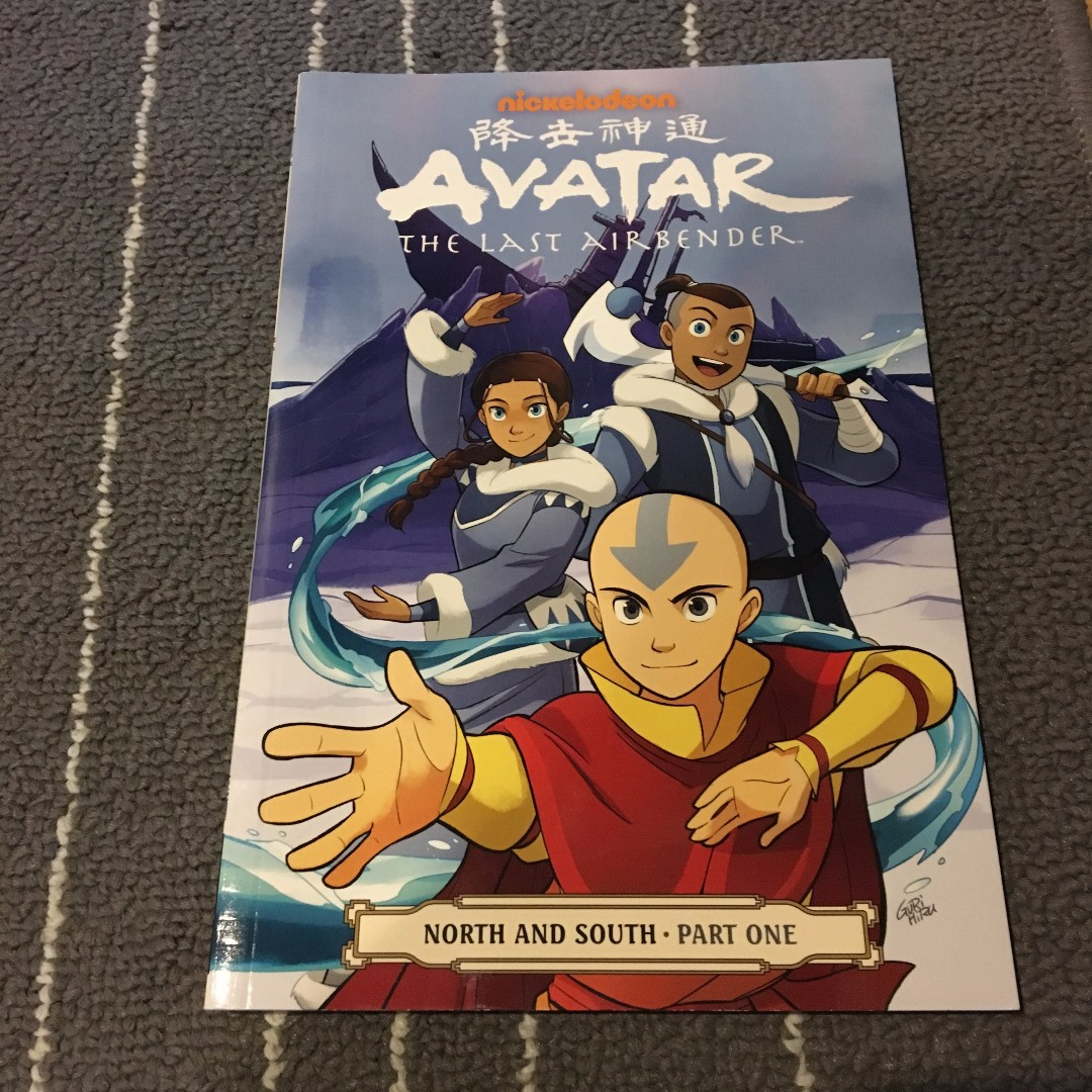 Avatar: The Last Airbender - North and South (Part One)