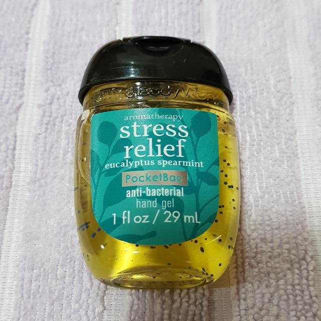 Bath & Body Works Aromatherapy Stress Relief Eucalyptus Spearmint Pocketbac
