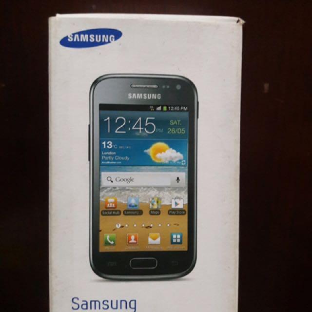Box Samsung Galaxy